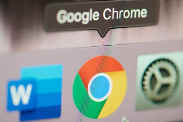 Chrome på macOS
