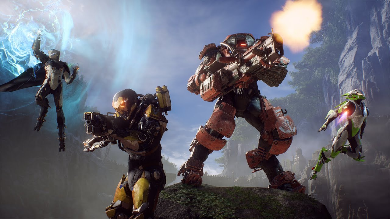 Anthem Update Version 1.41 - Vollständige Patchnotizen (PS4, Xbox One, PC) 1