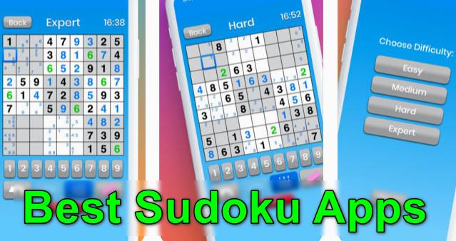 Die besten Sudoku-Apps