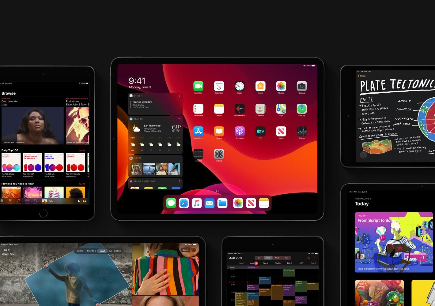 iPadOS: confira todas as novidades que chegam para o iPad 6