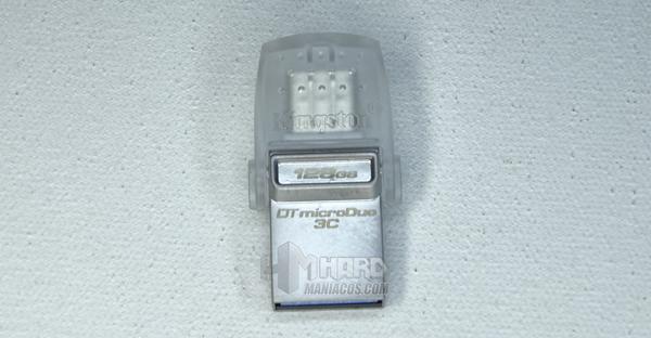 Kingston DataTraveler MicroDuo 3C Speicherüberprüfung 9