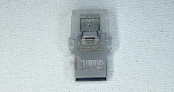 Kingston DataTraveler MicroDuo 3C Speicherüberprüfung 10