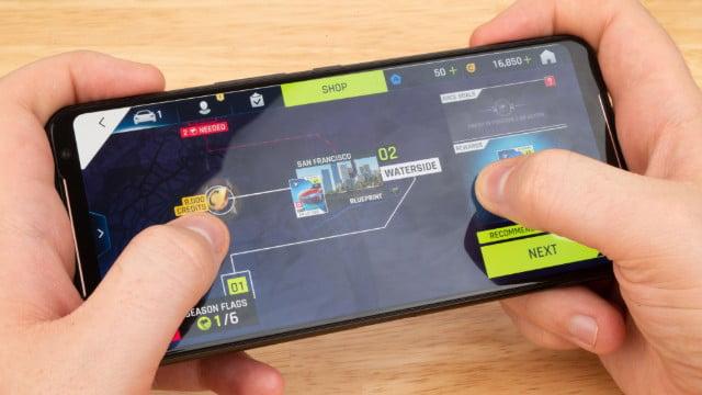 Asus startet leistungsstarken Smartphone-Gamer