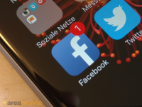 Facebook  saugt den Akku leer | (c) Areamobile
