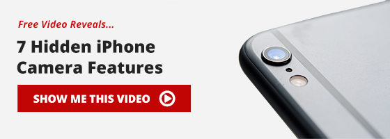 7 Versteckte iPhone-Kamerafunktionen