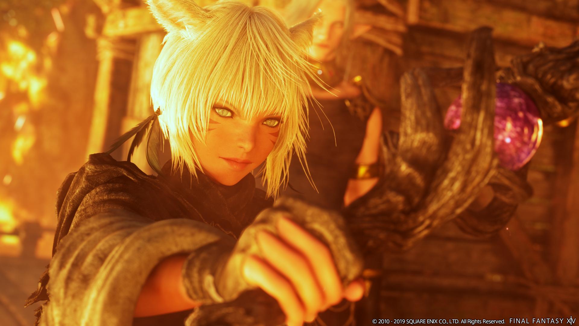 Rückblick - Final Fantasy XIV: Schattenbringer 1