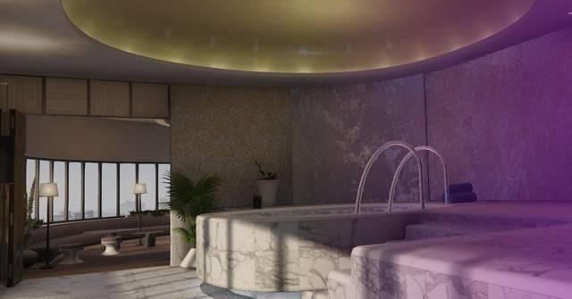 GTA Online Casino Penthäuser - Arcade-Spiele, Penthouse-Garage 2