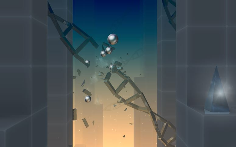 Smash Hit Spiel, um offline zu spielen