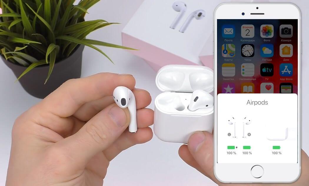 i100 TWS Review: Klonen von Airpods mit automatischer Ohrerkennung