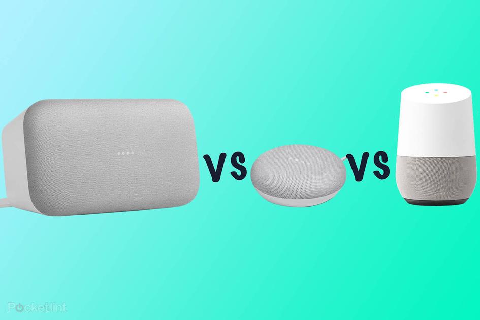 Google Zuhause vs Zuhause Mini vs Zuhause Max vs Nest Hub gegen Nest Hub Max: Welchen Google-Lautsprecher solltest du kaufen?