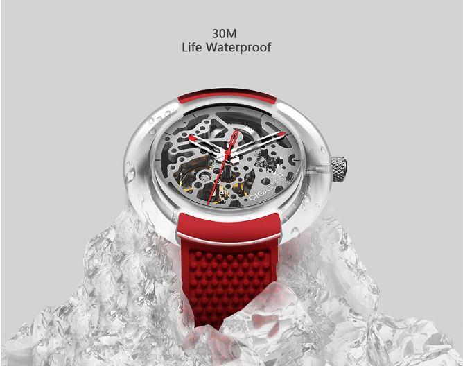 Xiaomi stellte die mechanische Uhr CIGA Design T-Series vor. Erhältlich für 99,99 USD 1
