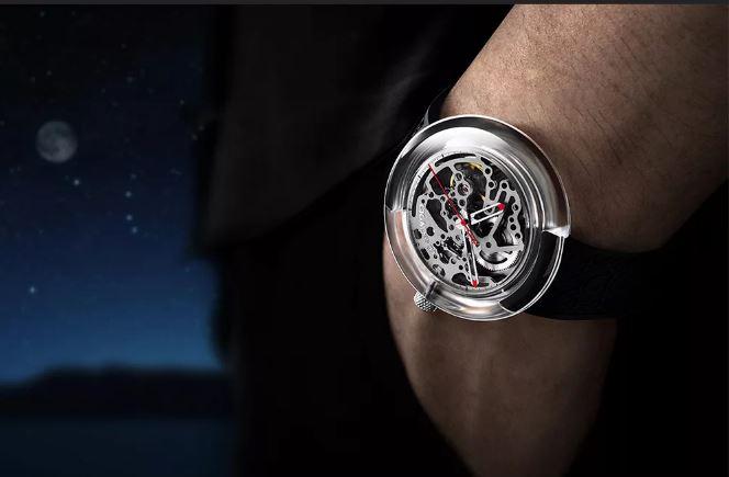 Xiaomi stellte die mechanische Uhr CIGA Design T-Series vor. Erhältlich für 99,99 USD 2