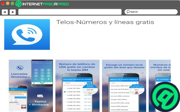 Telos-Nummern und Leitungen kostenlos