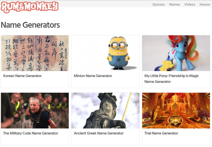 Benutzernamen für dating-sites generator