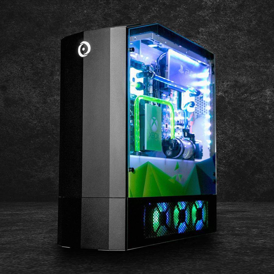 Origin Big O: Verbindung zwischen PC Gamer, Xbox One X, PS4 Pro und Switchalles im selben Fall 2