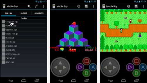 Mobile Gameboy Emulator für Android