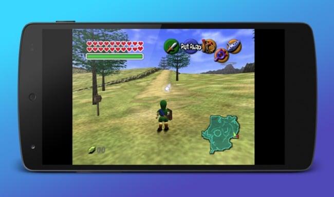 MegaN64 (N64 Emulator) - bester Android Emulator