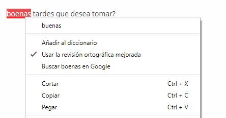 So aktivieren Sie den verbesserten Google Chrome-Korrektor 2