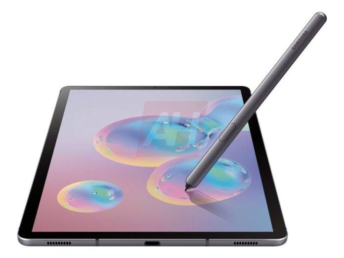 Gefilterte Bilder des nächsten Samsung Galaxy Tab S6 2