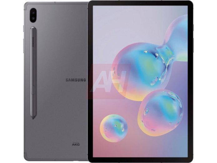 Gefilterte Bilder des nächsten Samsung Galaxy Tab S6 4