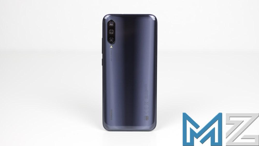 Rückseite des Xiaomi Mi A3