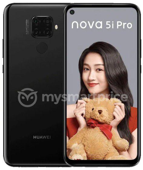 Das Huawei Nova 5i Pro, auch bekannt als Mate 30 Lite, macht Leckagen