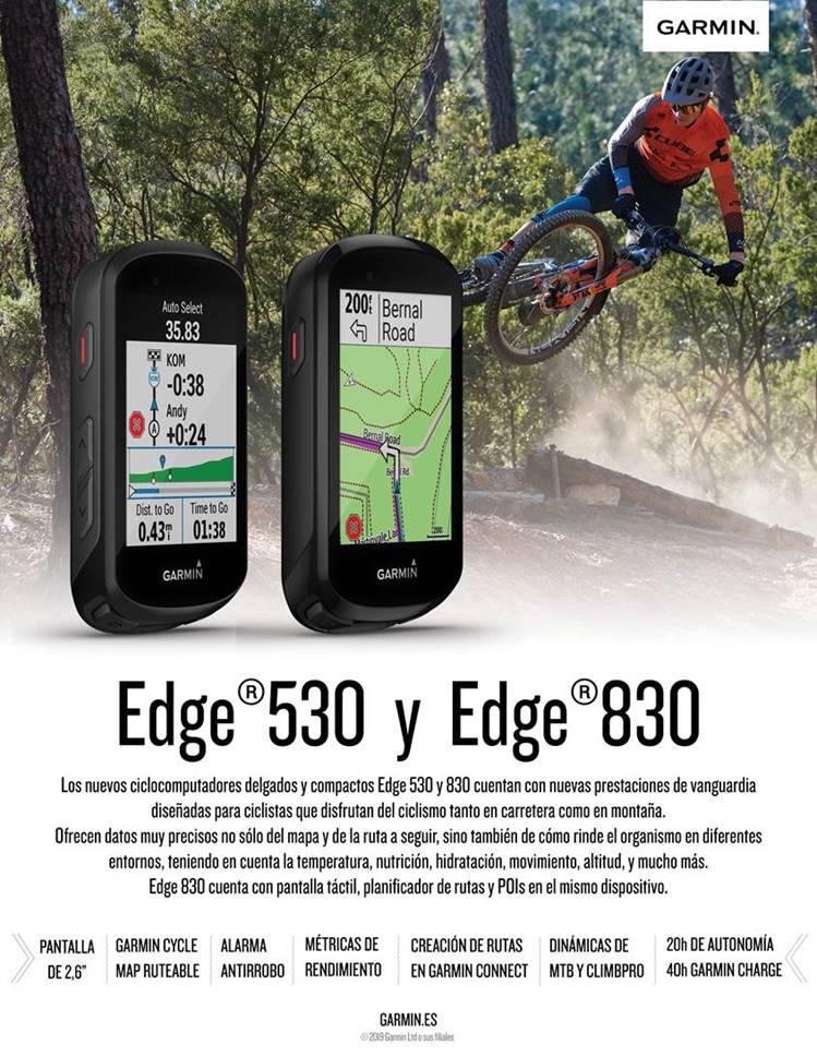 Garmin Edge 530 und 830: Fortschrittliche Lenkertechnologie 3