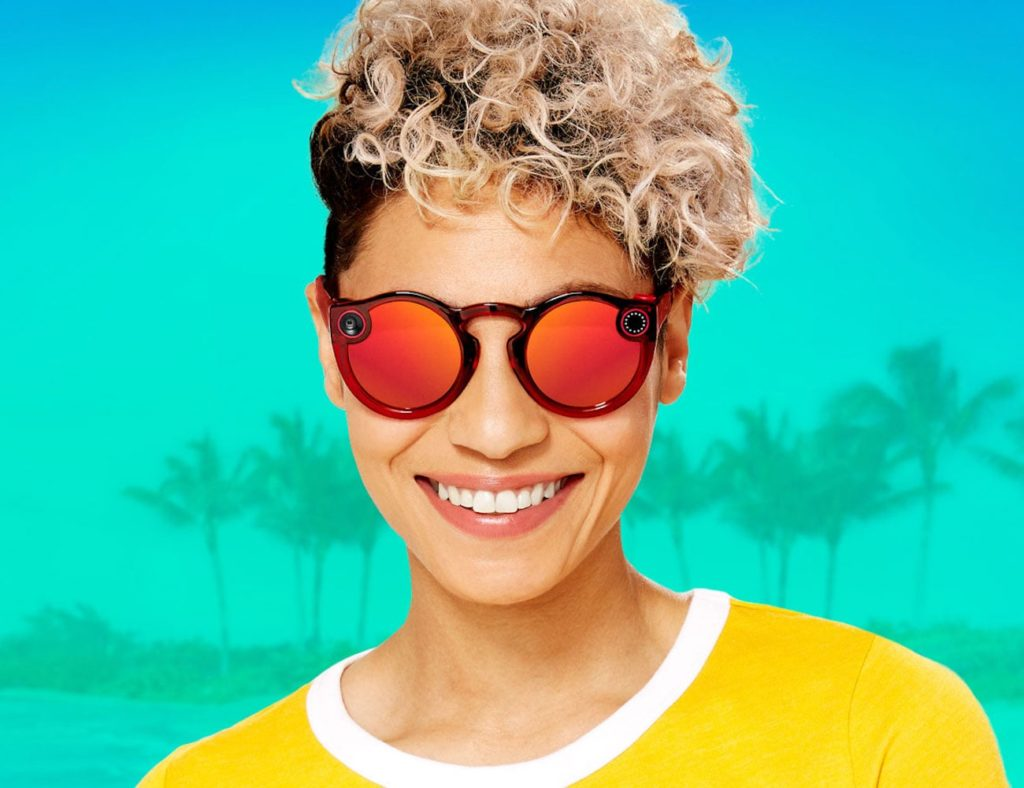 "Snapchat Spectacles V2 HD Kamera-Sonnenbrille ""aria-describeby ="" gallery-30-356357"