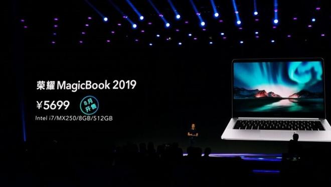 Ehren Sie MagicBook 2019