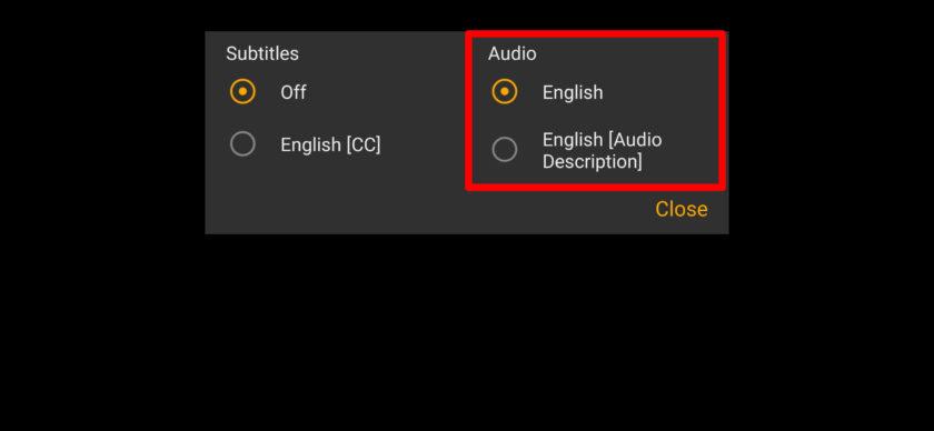 7️⃣ ▷ Wie man Untertitel und Sprache einstellt Amazon Prime