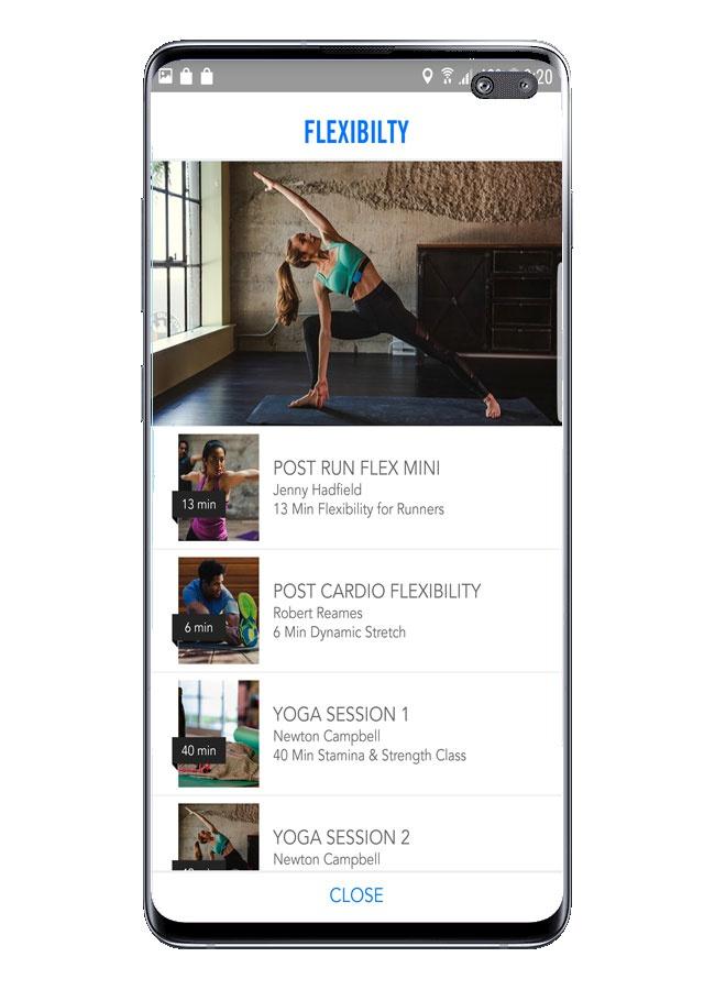 Persönliche Auswahl an Fitnesstrainern