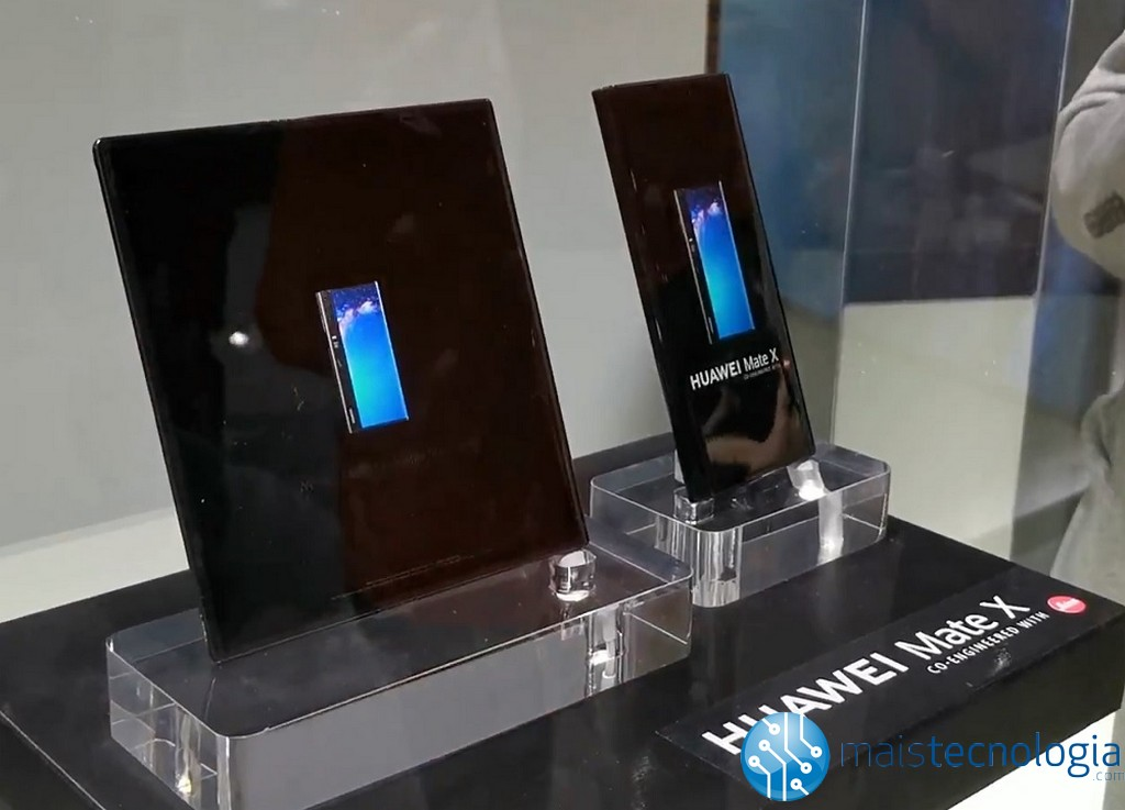 Huawei Mate X erscheint auf Plakaten in China und der Verkauf kann bald erfolgen 2