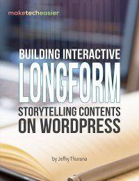 """Erstellen interaktiver Inhalte für das Geschichtenerzählen in Langform auf WordPress """"class ="""" reagiert faul ausgerichtet"""