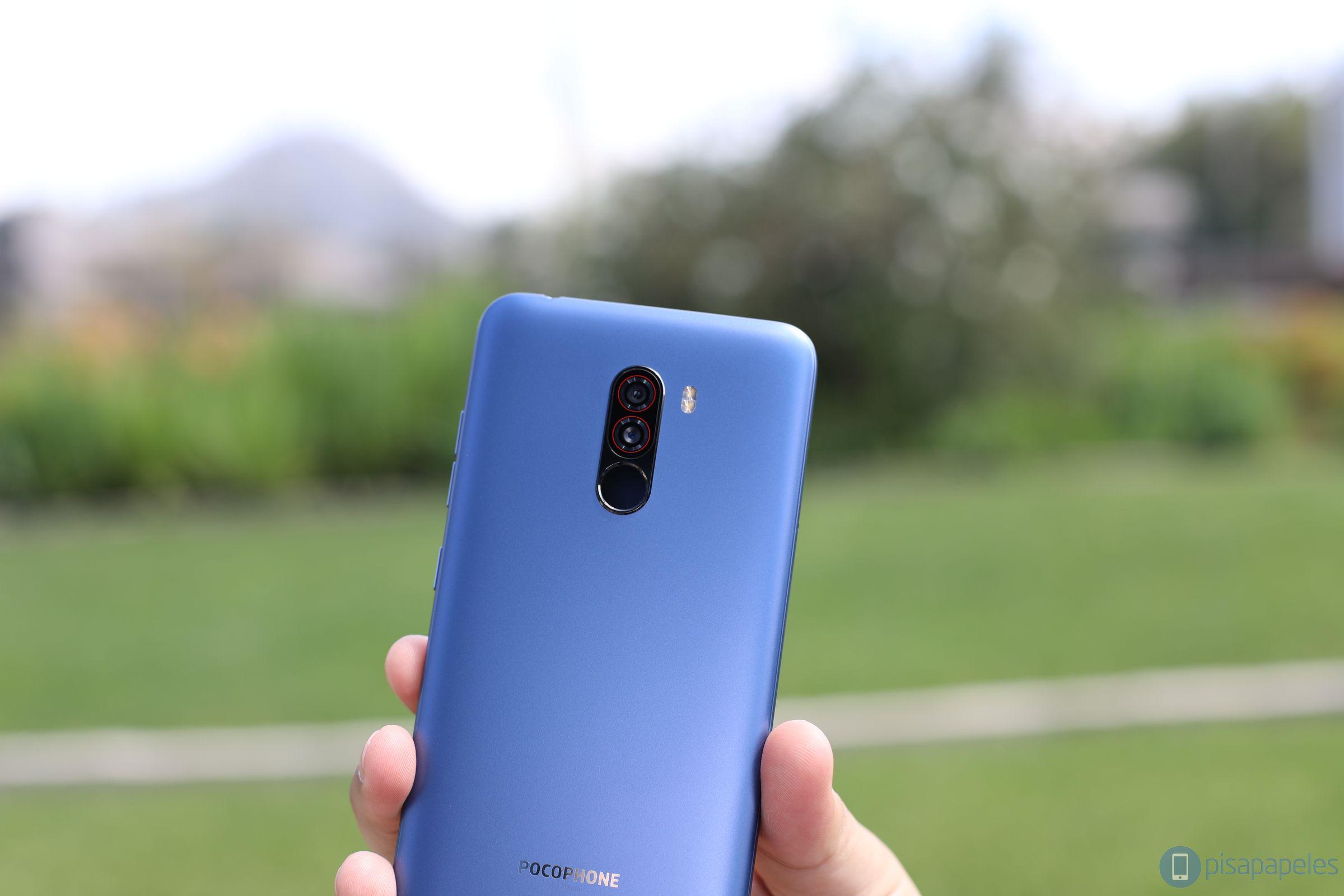 Bewertung Pocophone F1 von Xiaomi 2