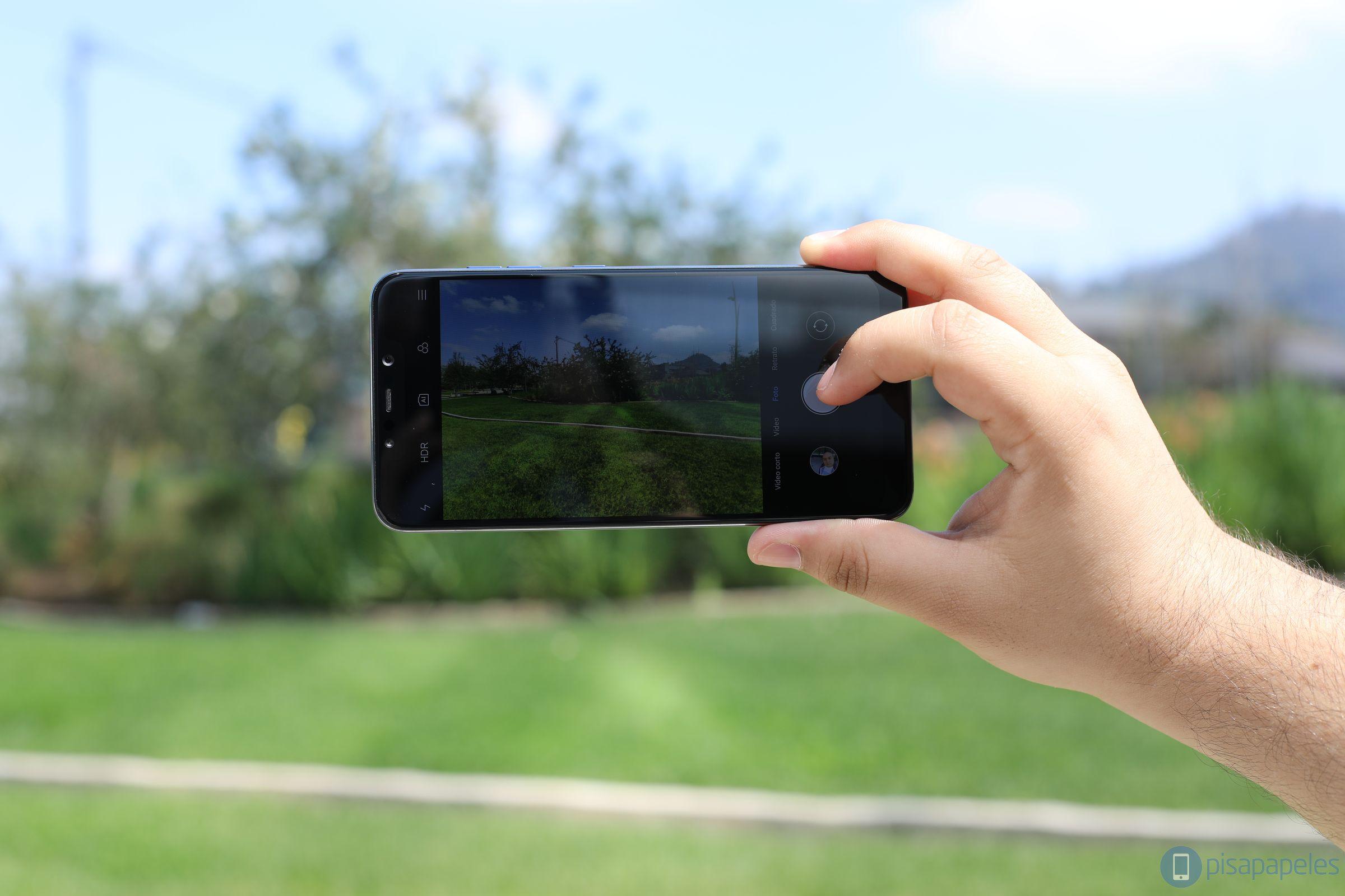 Bewertung Pocophone F1 von Xiaomi 3