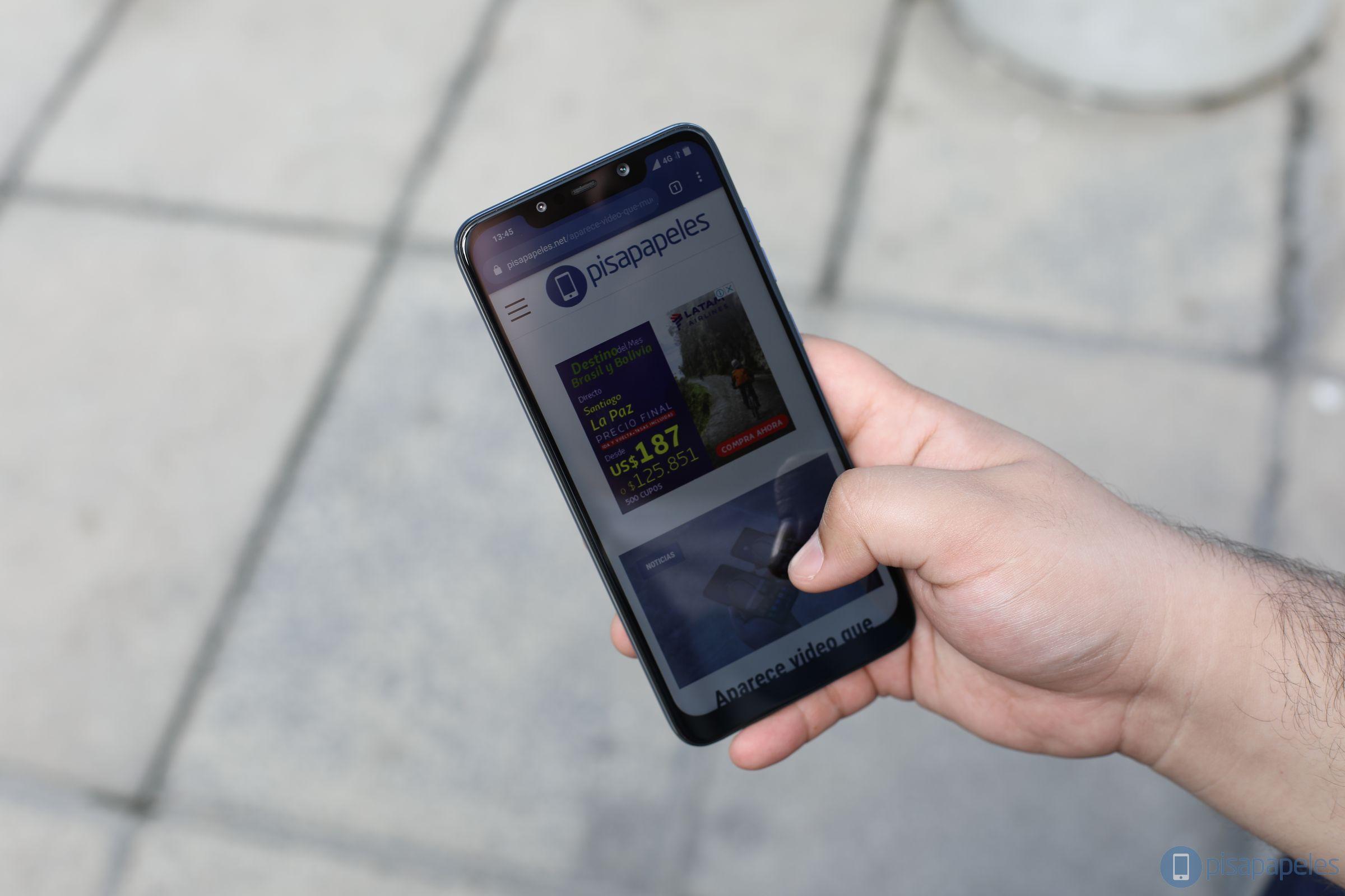 Bewertung Pocophone F1 von Xiaomi 16