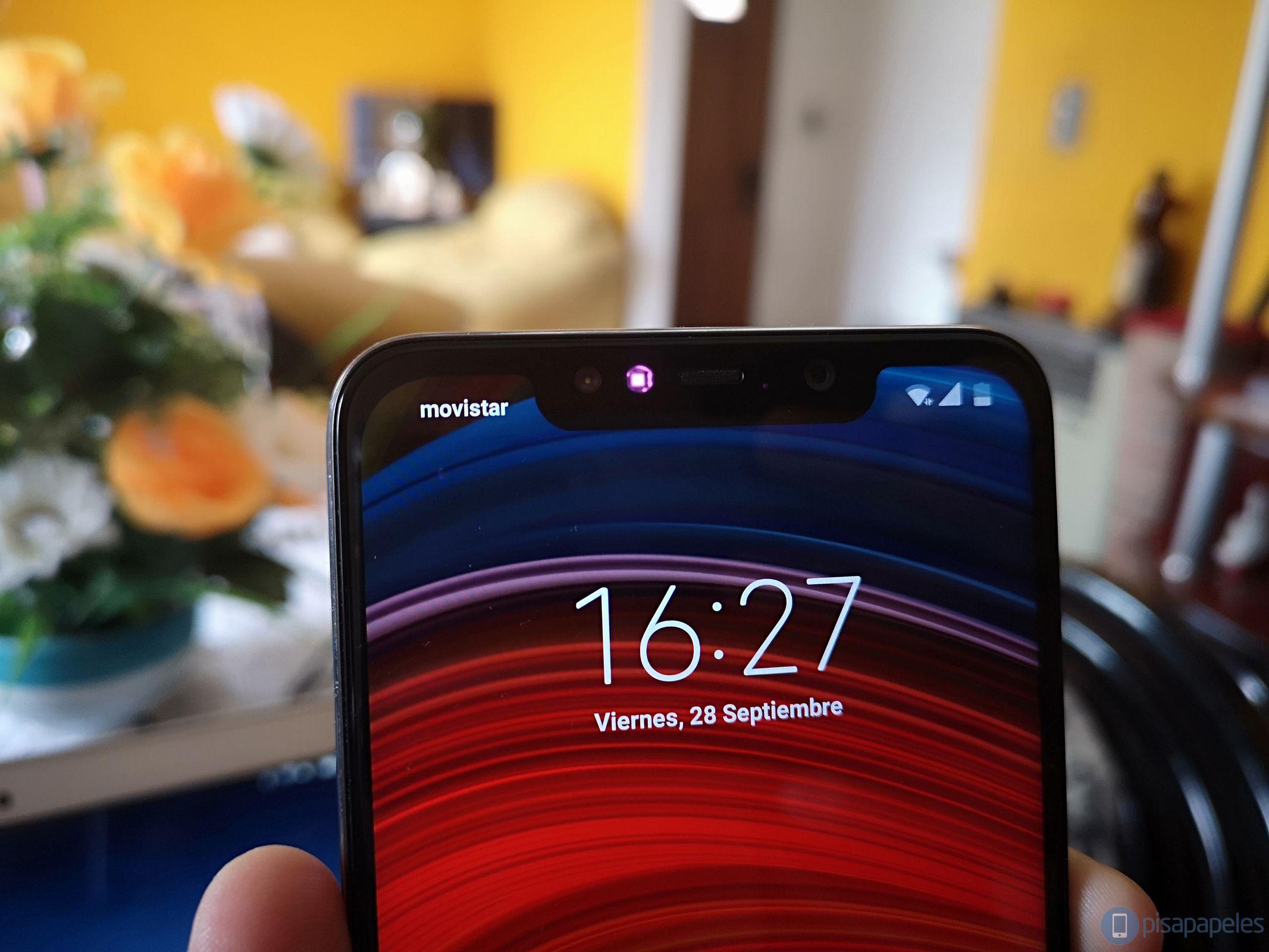 Bewertung Pocophone F1 von Xiaomi 18