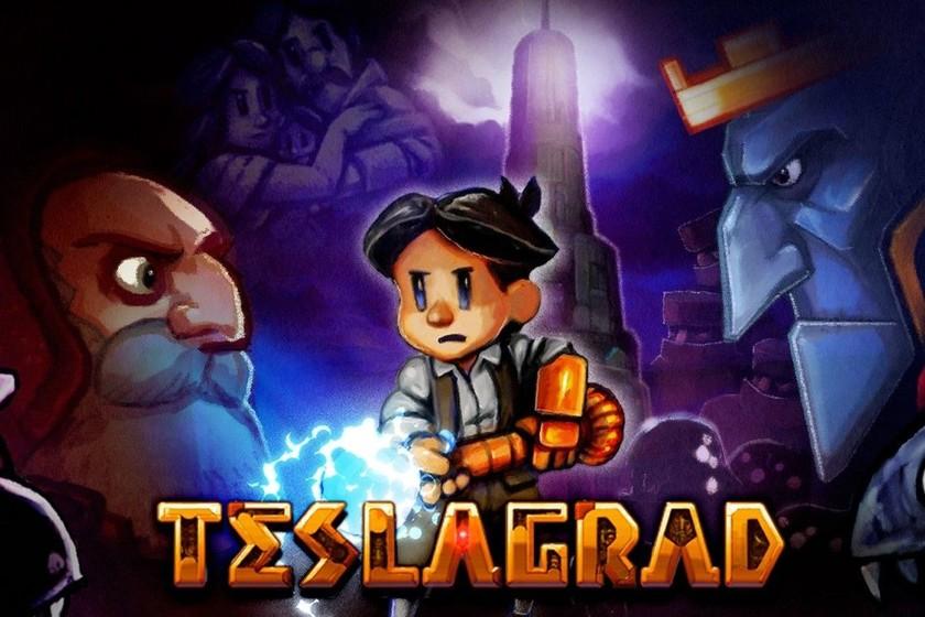 Teslagrad, ein Abenteuer mit einer besonderen Anziehungskraft, die Sie sprachlos macht
