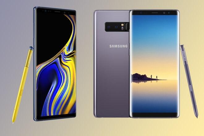 Beste Samsung-Handys: Galaxy S, Note und A verglichen 2