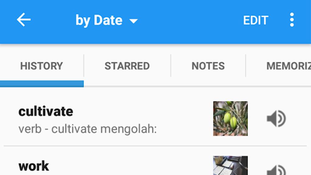 Dies ist das vorgestellte Bild für die besten Englisch - Indonesisch Wörterbücher für Android