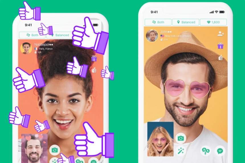 Zufällige Chats, um Leute von Ihrem Smartphone zu treffen 5