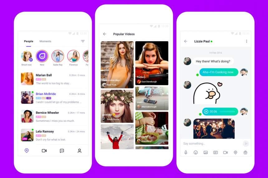 Zufällige Chats, um Leute von Ihrem Smartphone zu treffen 4