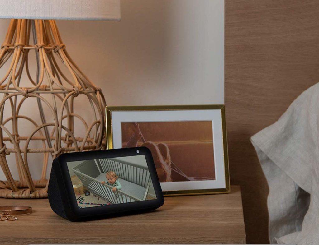 """Amazon  Echo Show 5 Alexa-fähiger Smart Screen """"aria-describeby ="""" gallery-10-357023"""