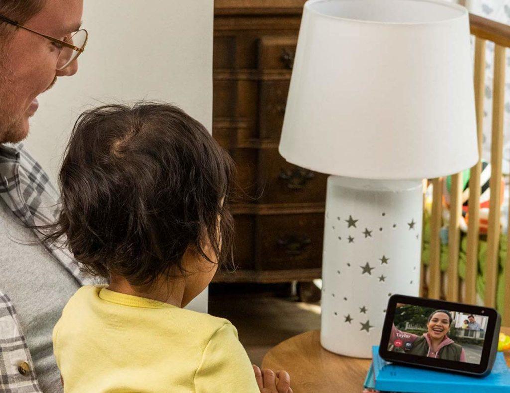 Amazon  Echo Show 5 Alexa Enabled Smart Screen
