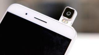 Snímač Huawei Shot X bol jedným z prvých telefónov s automaticky otváranou kamerou