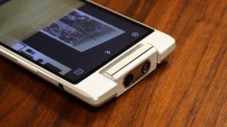 Fotoaparát Oppo N3 ... bez bezrámového telefónu.