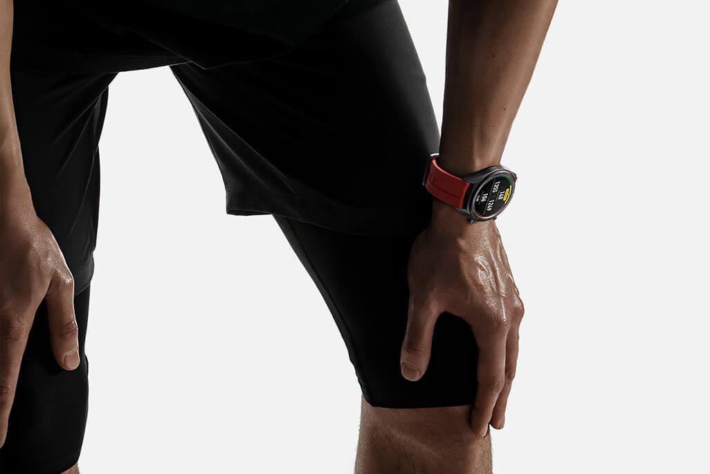 Android Smartwatch Sports Aktiver Lebensstil