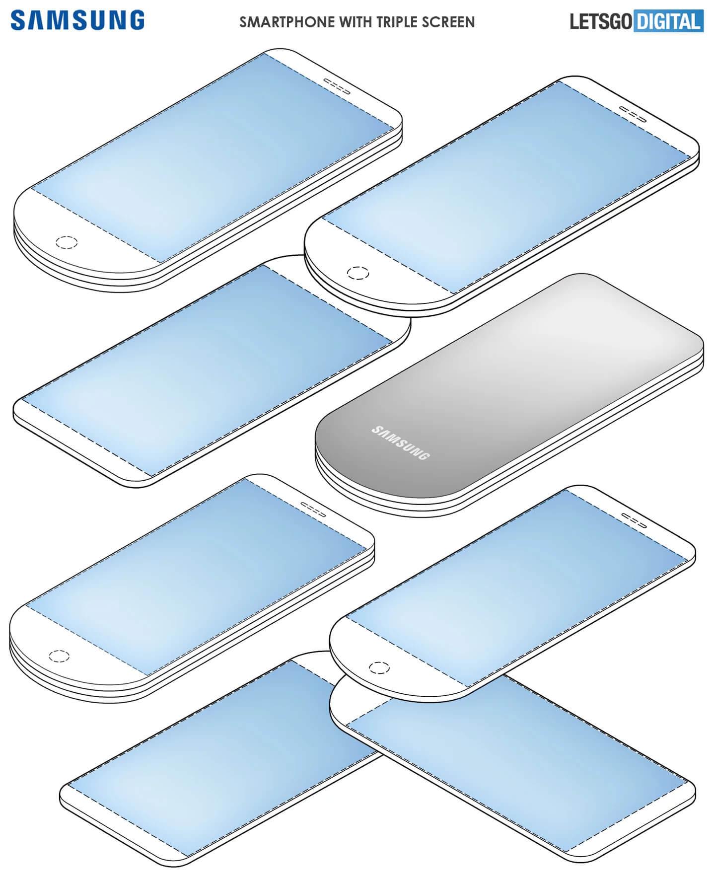 Samsung arbeitet an einem Smartphone-Fan