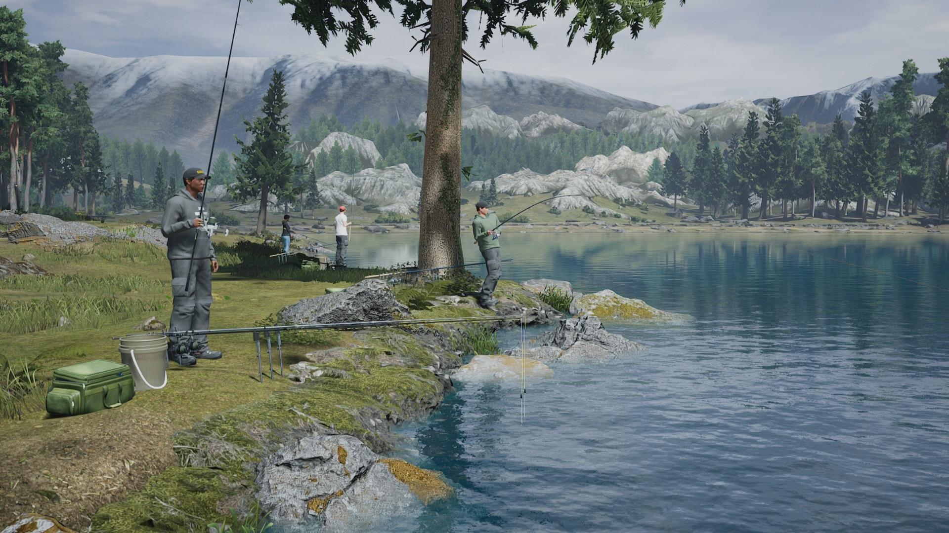 Dem Spiel Fishing Sim World wird ein sehr großes Update angeboten! 2