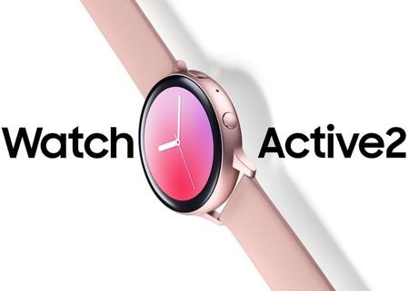 Samsung Galaxy Beobachten Sie Active 2 1